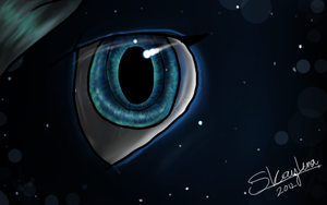 Kady's Eye by Skaylina