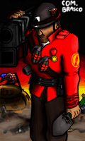 Soldier_tf2 by ComandanteBrasco