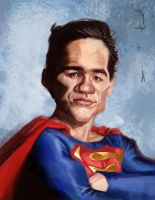 Superman Dean Cain by DevonneAmos