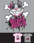 rebel bitch by cieczew