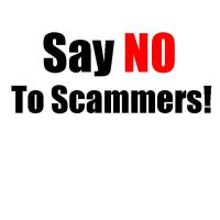 Say NO To Scammers! by ScamStopper