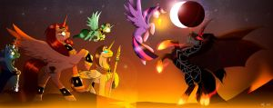 Hour of Twilight by Yula568