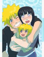 Naruhina: happy family 1 by Nishi06