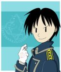 Favorite Character: Roy Mustang by ValGravel