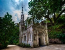 Regaleira Chapel by roman-gp