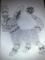 Mercureon Creation by KandyPrower