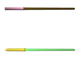 Wands Download by InkedBunny