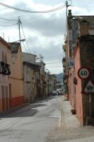 Streetview spanish village by BlokkStox