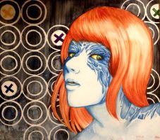 Mystique by The-Tall-Midget
