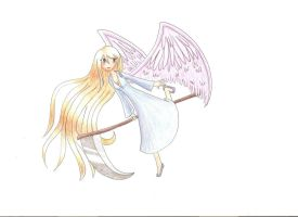 Open your wings by Akeudi