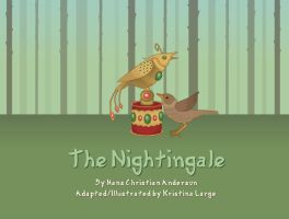 Nightingale Cover by SparkleBat
