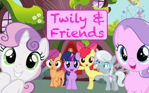 Twily And Friends by LucasGreenX23