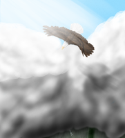 speedpaint--above the influence by Colliequest