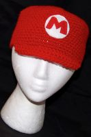 Mario Hat by rainbowdreamfactory