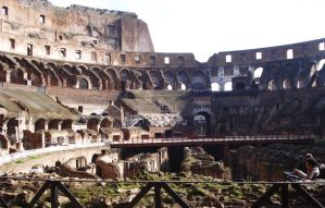 Il Colosseo by stockckarioca