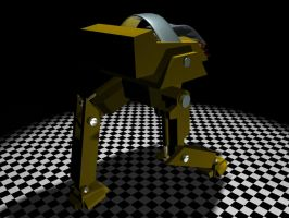 Construction of a Robot pre3 by hellstormde