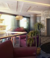 Small Hotel ID2 by M-Salman