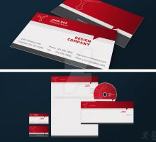 Service Corporate Design by design-on-arrival