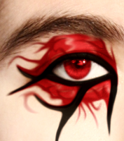 My Eye -Left- by RubyPheonix