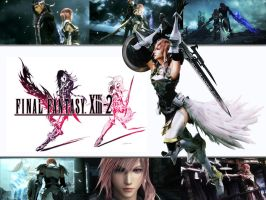 FF XIII-2 Wallpaper by Aorka