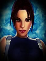 Lara Croft: Angel of Darkness by AisyaShurfa