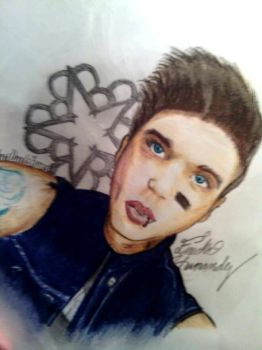 Andrew Dennis Biersack by EXKITTY