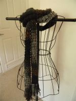 Untitled scarf 1 by Alinedra