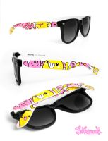Marty Sunglasses by Bobsmade