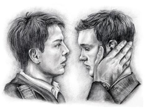 Jack and Ianto torchwood by Whoverse-Slash-Club