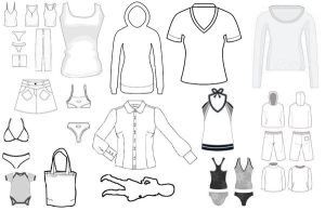 Clothing Template 1 by hospes