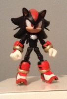 Shadow (Sonic Boom) figure by ArtKing3000