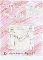 Paper Heart: Being Together by quickwing23