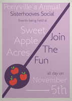 Sweet Apple Acres: Sisterhooves Social by BTedge116