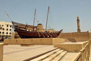 Dubai museum boat 1 by wildplaces