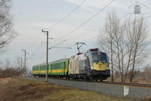 470 501 'Sisi' with a passenger train near Gyor... by morpheus880223