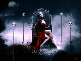 The Harbinger by saltylittledreams