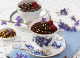 Triple Chocolate Pudding by theresahelmer