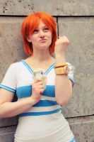 Nami - The treasure is mine! by Vanilleshake