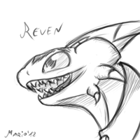 HTTYD: Smile :D by SrMario