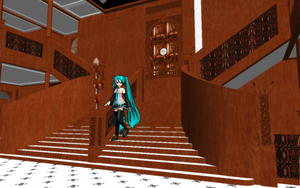 [MMD] The Grand Staircase DL by OniMau619