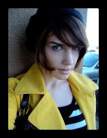 That Yellow Jacket by ivory