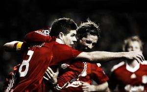 Gerrard and Torres 2 by HelterSkelter33