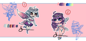 Adoptable Auction: Sprites.[CLOSED] by Sarah--Elizabeth