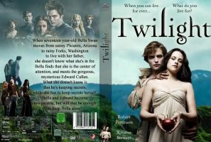 Twilight DVD Cover by BissTwilight