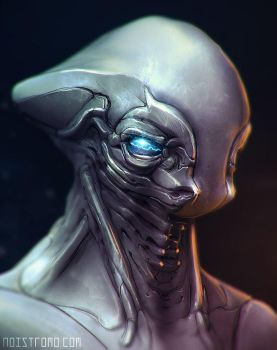 Alien by noistromo