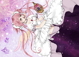 Make a Wish : Madoka Magica by dreaminginlove