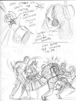 Warmup before second chapter p3 by HaloCapella