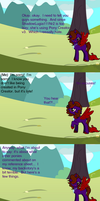 Chocolate Cherry Has Something To Say (LARGE FILE) by zX-ShadowLugia111-Xz