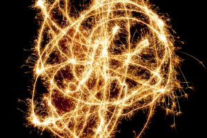 Ball of sparks2 by photogooroo