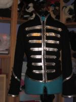 Gerard Way's Black Parade Jacket (I didnt make it) by AnnabellLee666